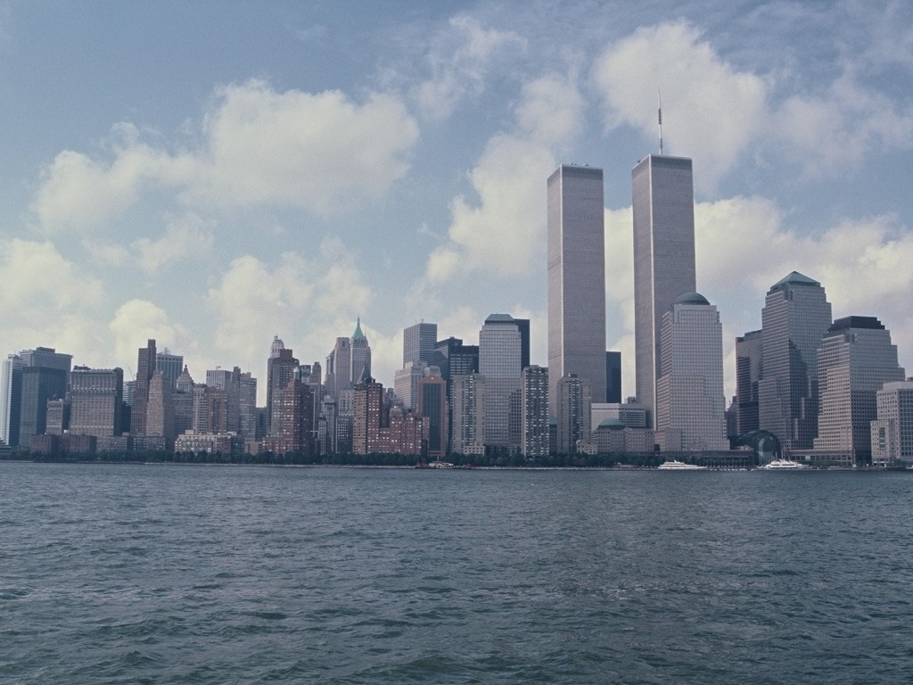 Sfondi New York All Usa It
